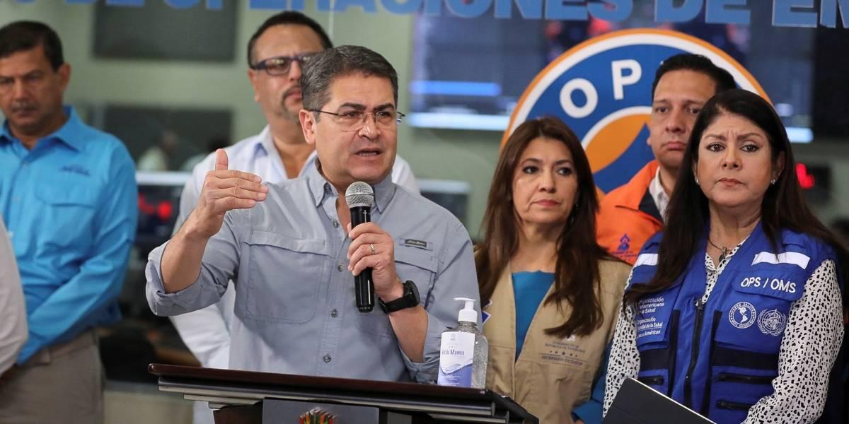Confirman primeros dos casos de coronavirus en Honduras