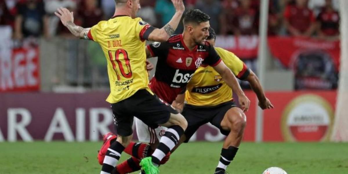 Conmebol suspende la Copa Libertadores hasta el 5 de mayo