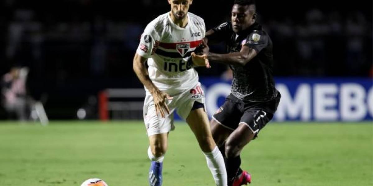 Conmebol paraliza la Copa Libertadores por coronavirus