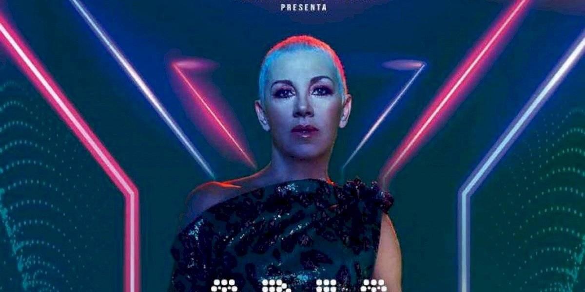 Ana Torroja actuará el sábado 13 de junio en el Teatro La Fiesta