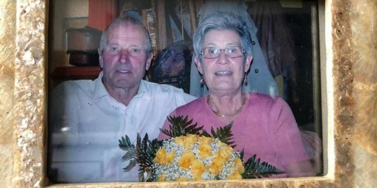 Italia: Llevaban 60 años de casados y murieron junto por coronavirus