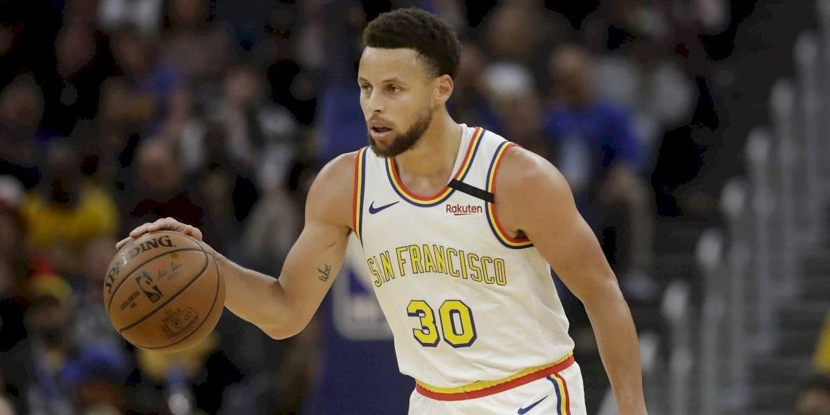Golden State Warriors jugará sin público su partido de NBA producto del coronavirus