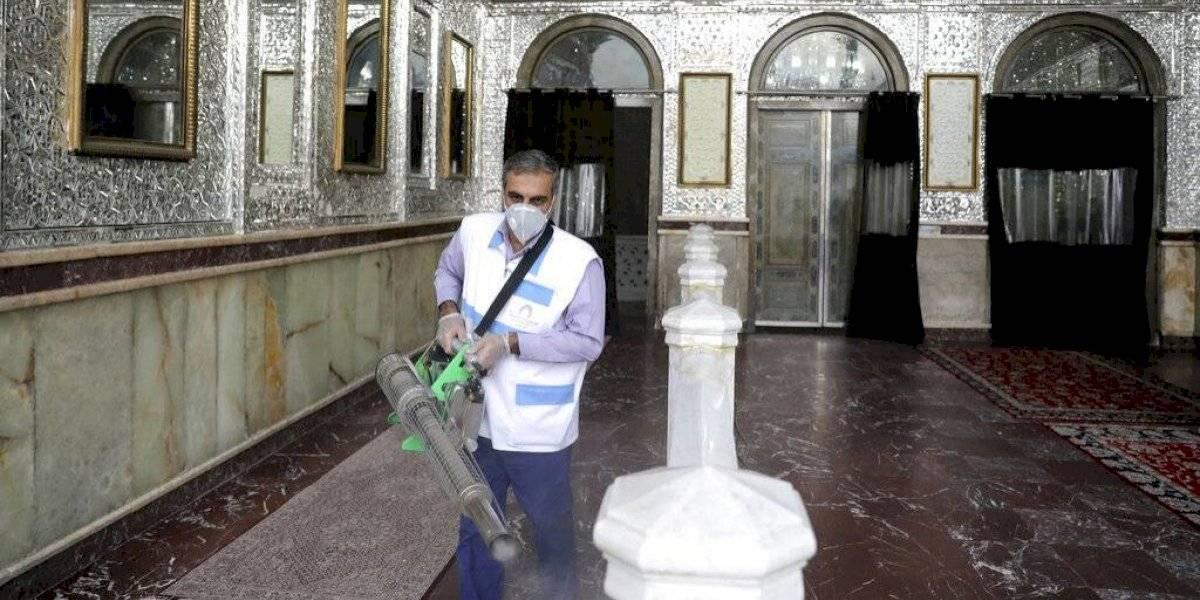 Aumenta saldo de muertes por coronavirus en Irán