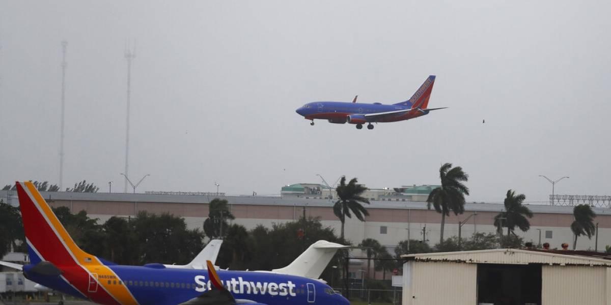 Estados Unidos suspende norma para aerolíneas ante crisis por COVID-19