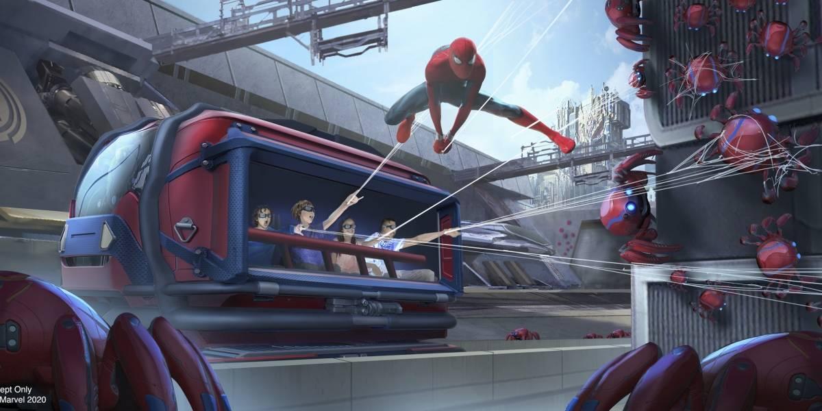 Disney abrirá parque de Avengers el próximo verano