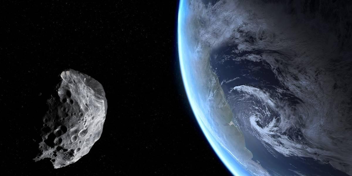 El 29 de abril un asteroide volará alrededor de la Tierra