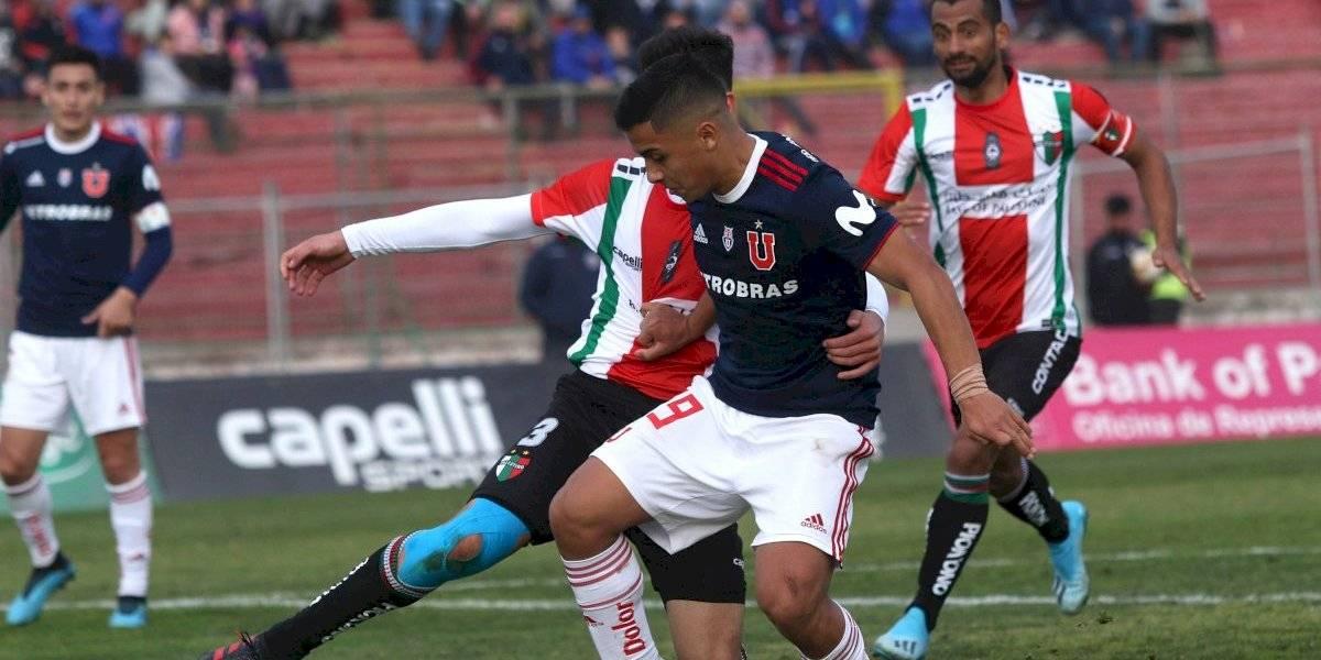 """Palestino omite clausura del alcalde al estadio La Cisterna y publica venta de entradas para el duelo con la """"U"""""""