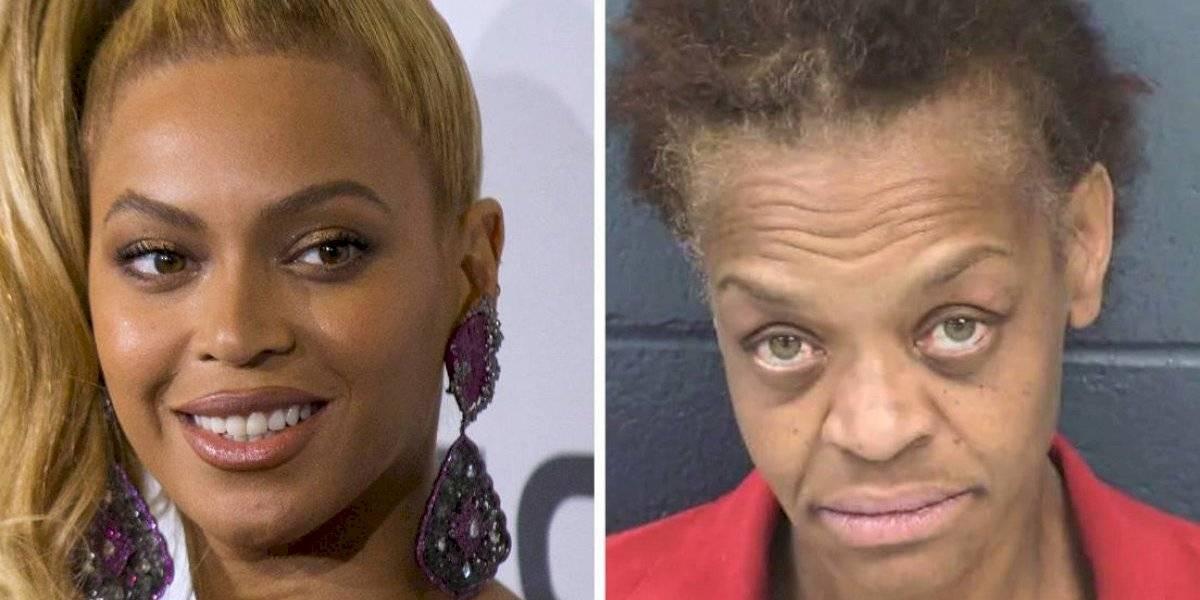 Mujer roba un automóvil y al ser detenida asegura ser la cantante Beyoncé