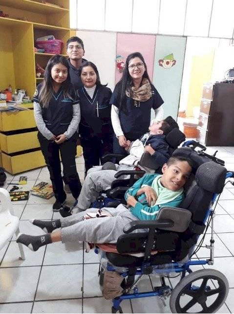 20 niños con parálisis cerebral se podrían quedar sin atención en Quito