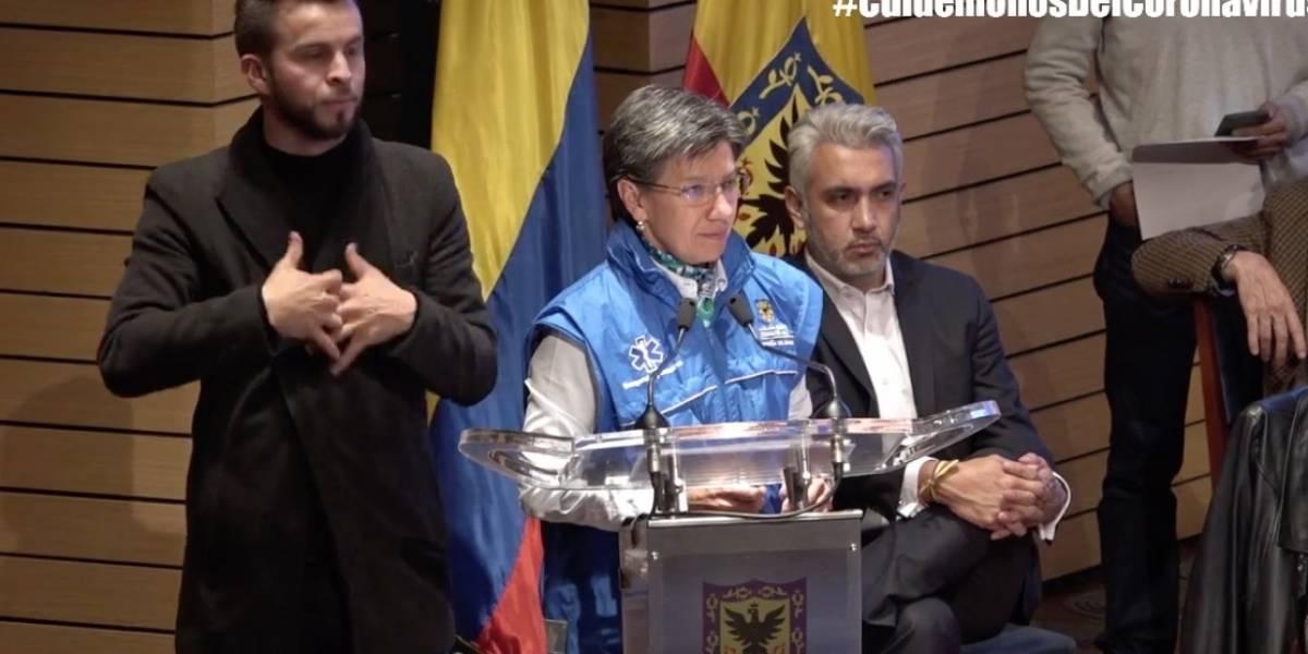 El ultimátum de Claudia López a los bogotanos para que se tomen en serio el coronavirus