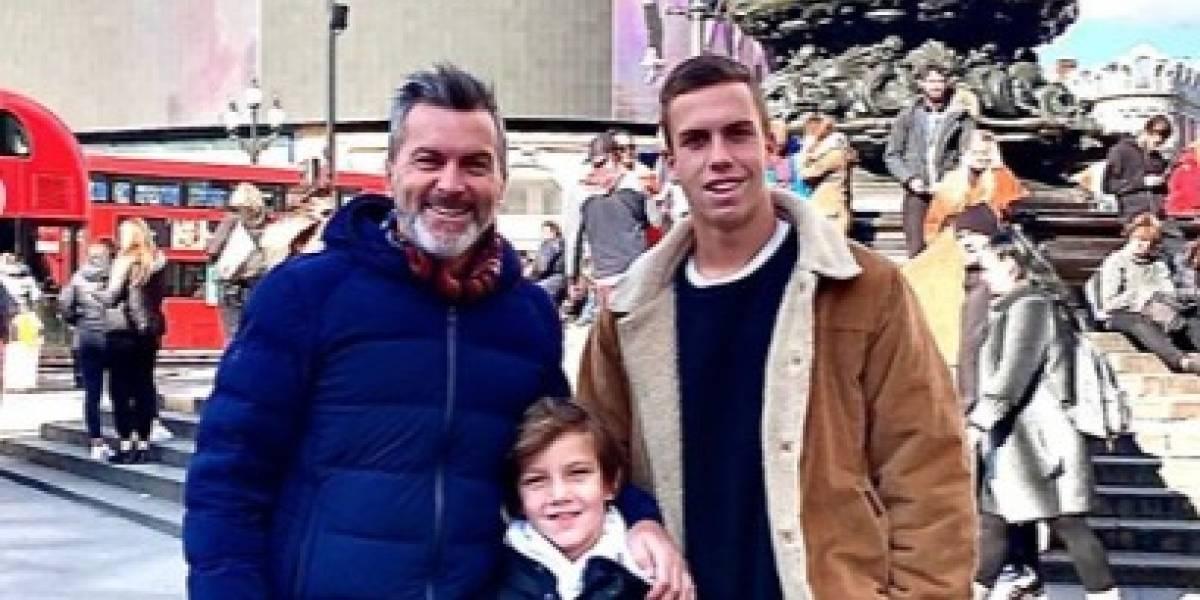Cristián Sánchez e hijos de Diana Bolocco están en cuarentena por coronavirus tras viaje a Europa