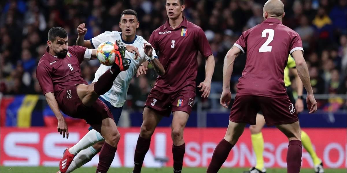 Dos jugadores de la selección de Venezuela fueron desconvocados por el coronavirus