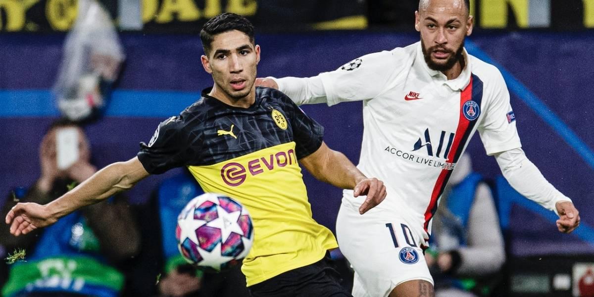 PSG vs. Borussia Dortmund   los franceses, sin público, contra la historia y con presión, ¿tiene chances?