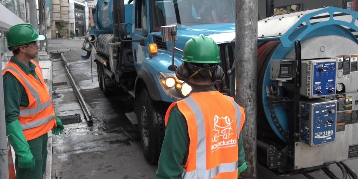 Fuertes lluvias en Bogotá amenazan con más problemas para la movilidad