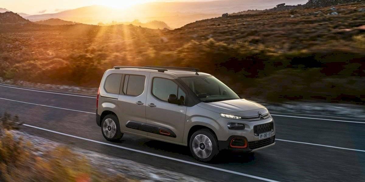 Citroën abre el panorama de Berlingo e incorpora una nueva variante