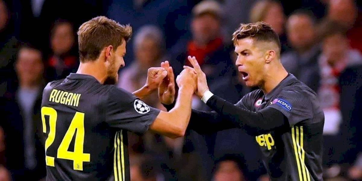 Jugador de la Juventus tiene coronavirus, confirma el club