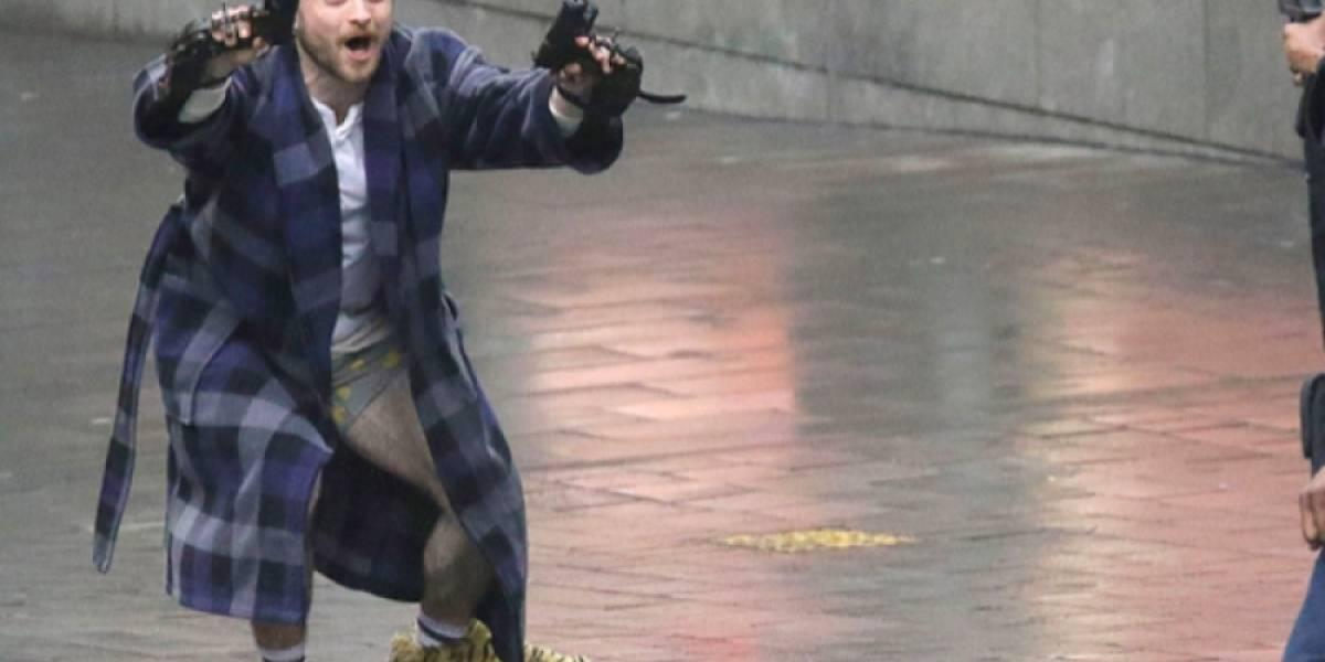 """¿""""Harry Potter y el Letal Coronavirus""""? actor Daniel Radcliffe fue diagnosticado en redes sociales"""