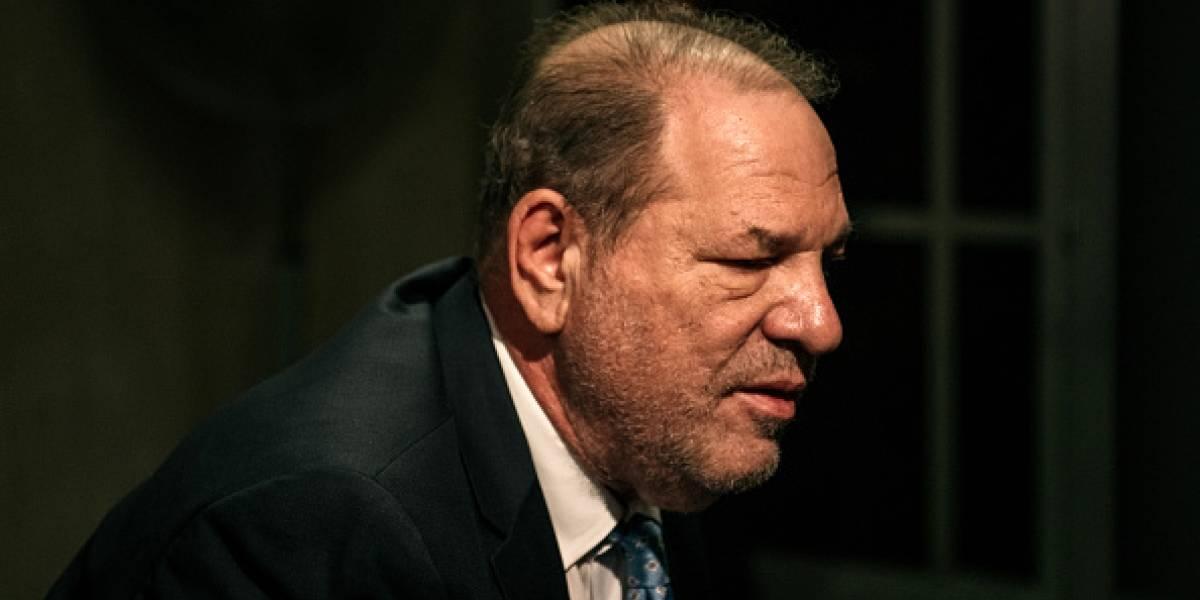 Harvey Weinstein fue condenado a 23 años de prisión por violación y acto sexual criminal