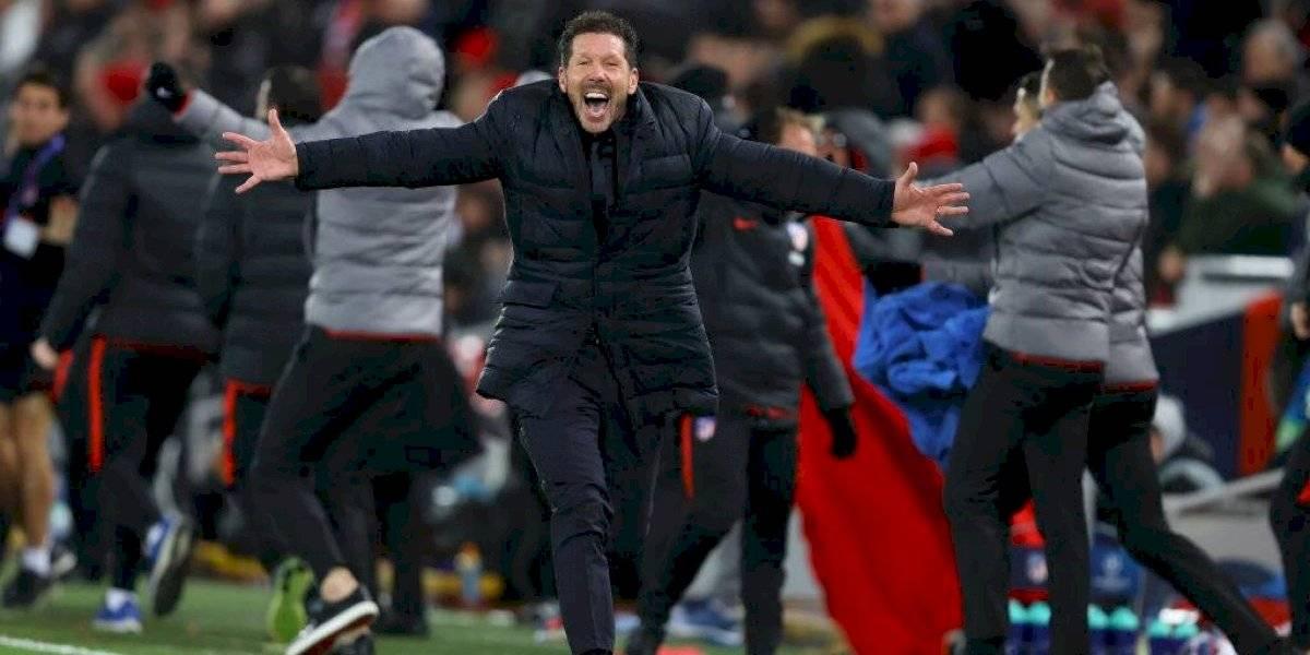 ¡Para llorar de emoción! Atlético Madrid elimina a Liverpool de la Champions por Oblak y gracia de Llorente