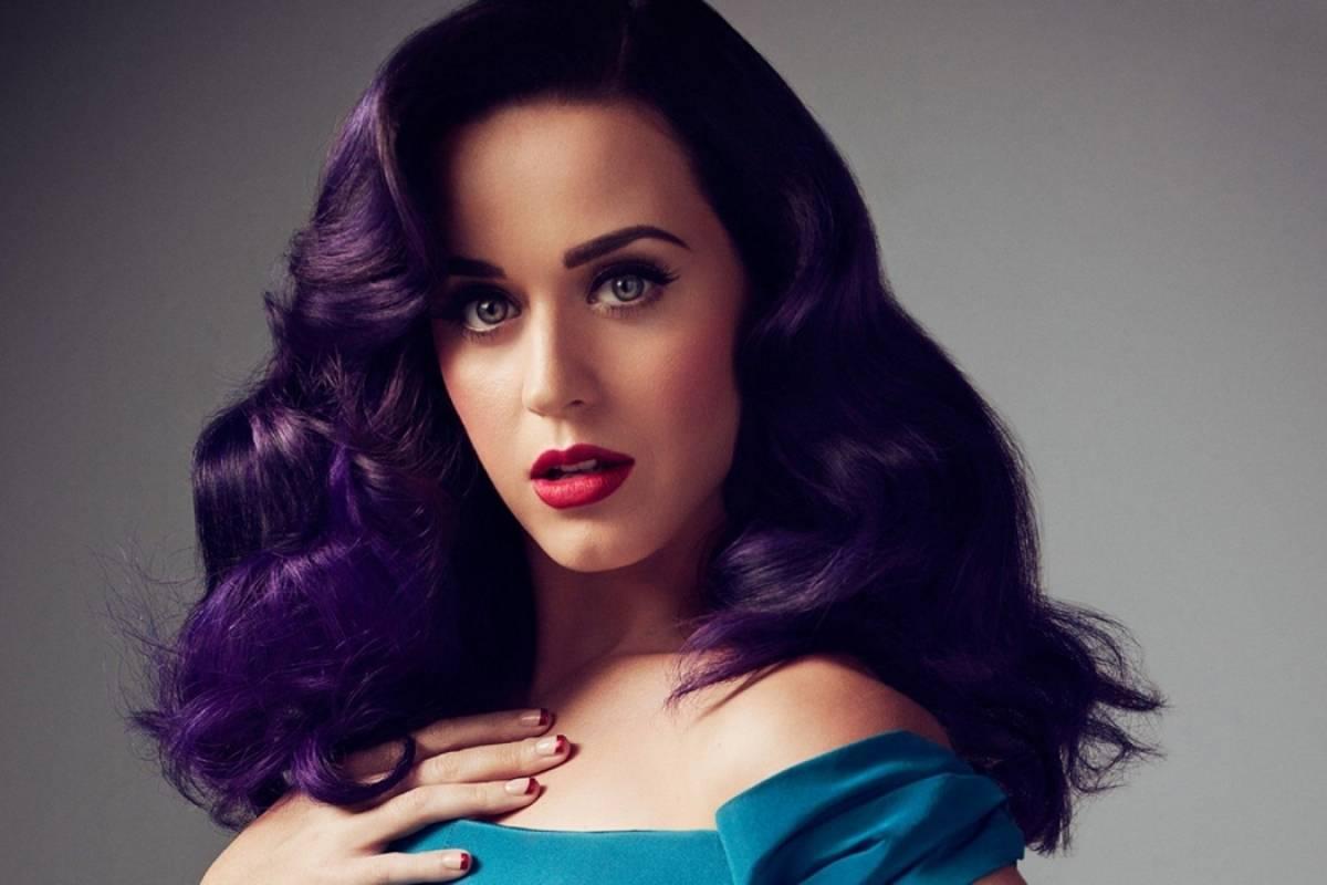 Katy Perry dio una pista sobre el sexo de su bebé durante un ...