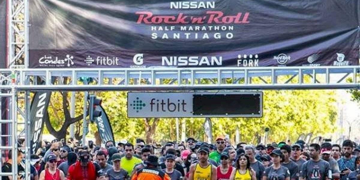 Nissan vuelve a participar en la Rock'n Roll Half Marathon