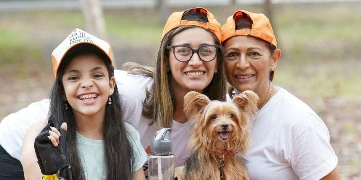 """#TeVimosEn: Fundación Renacer realiza actividad """"Da la Vuelta por Mí"""""""