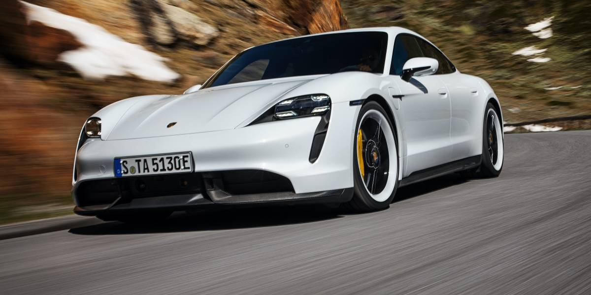 Porsche Taycan, ganador de dos premios World Car Awards 2020