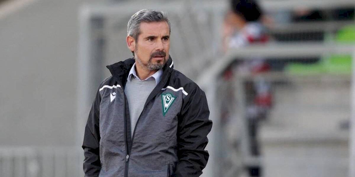 """Miguel Ramírez critica a los jugadores de Wanderers tras caída ante Palestino: """"Hicimos un penal infantil que no se da ni en la serie sub 10"""""""