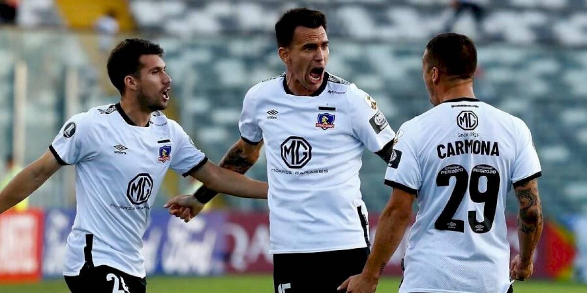 Colo Colo ahora celebra ante Paranaense en la Libertadores y Gualberto Jara se asienta como DT