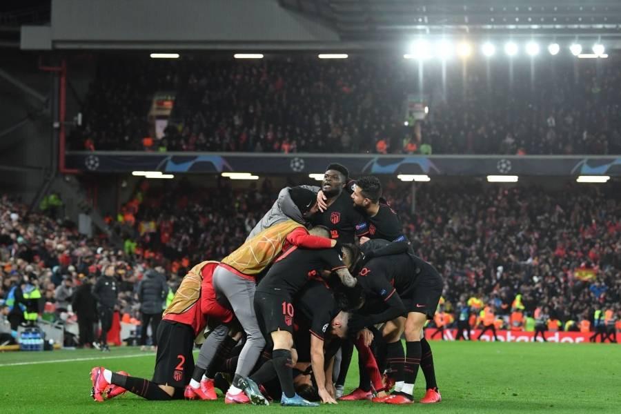 Resultado Liverpool vs Atlético Madrid por la UEFA Champions ...