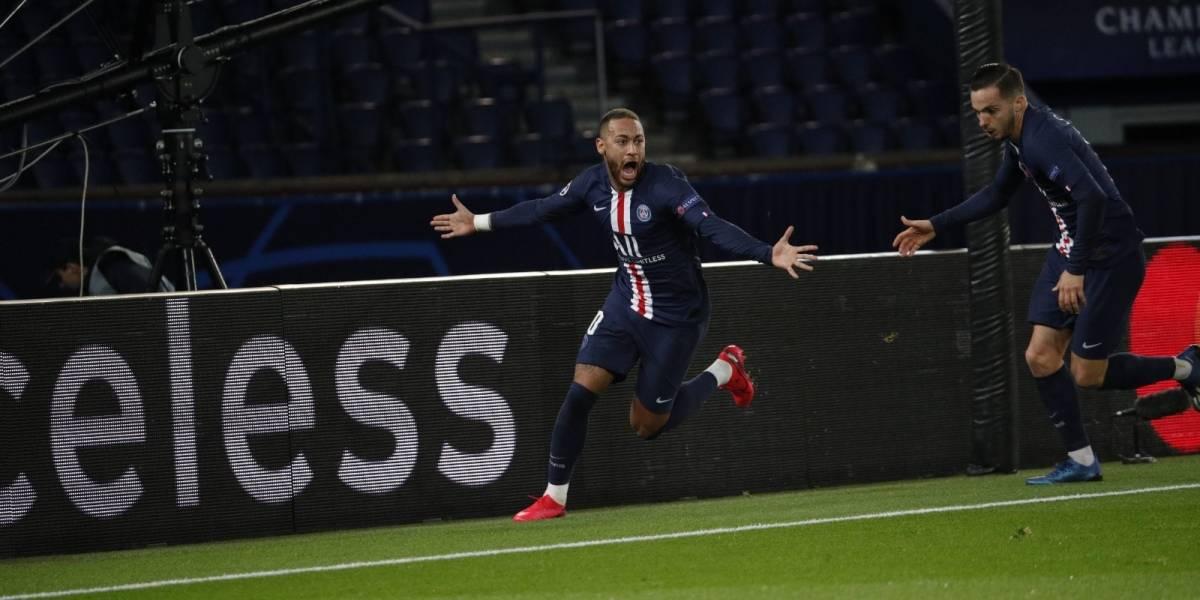 VIDEO. Paris Saint-Germain clasifica a cuartos de final gracias a Nymar