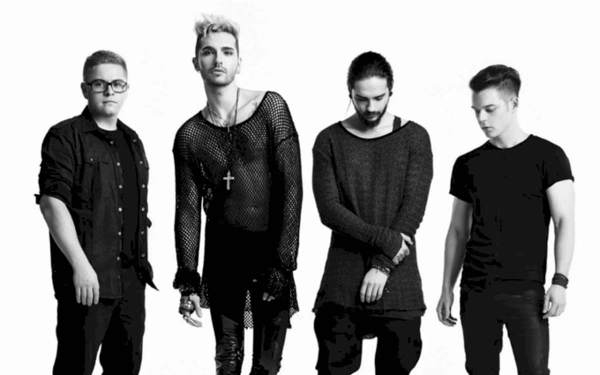 Tokio Hotel se presenta en Ecuador