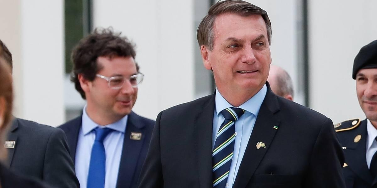 Presidente de Brasil, Jair Bolsonaro, bajo control médico por positivo de coronavirus de su jefe de prensa