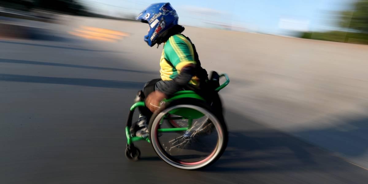 (Video) Skaters en silla de ruedas encuentran su motivación en el deporte