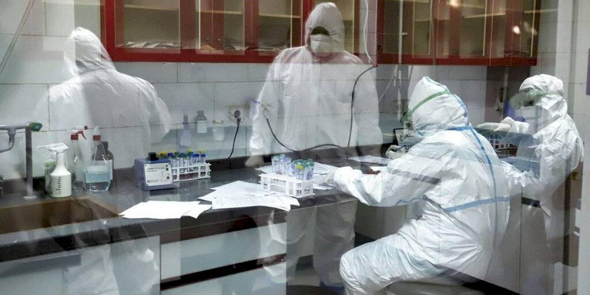 Suben los casos de coronavirus en Oriente Medio