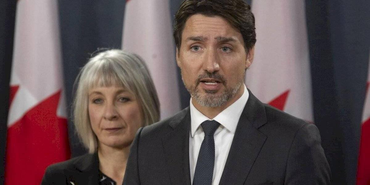 Primer ministro de Canadá y su esposa inician cuarentena voluntaria