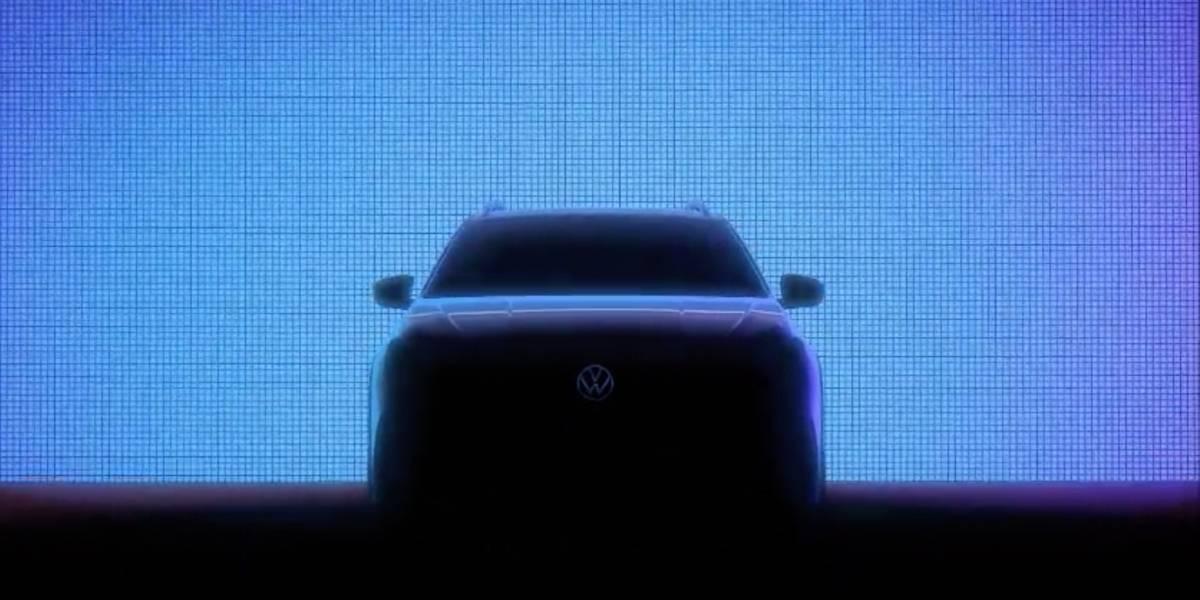 Próximo lançamento da Volkswagen no Brasil, modelo Nivus contará com nova central multimídia VW Play