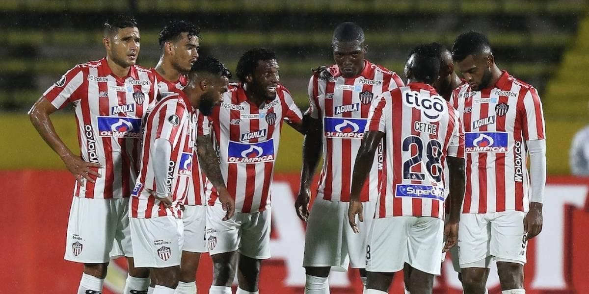 VIDEO | Junior fue goleado por Independiente del Valle y en la tabla ...