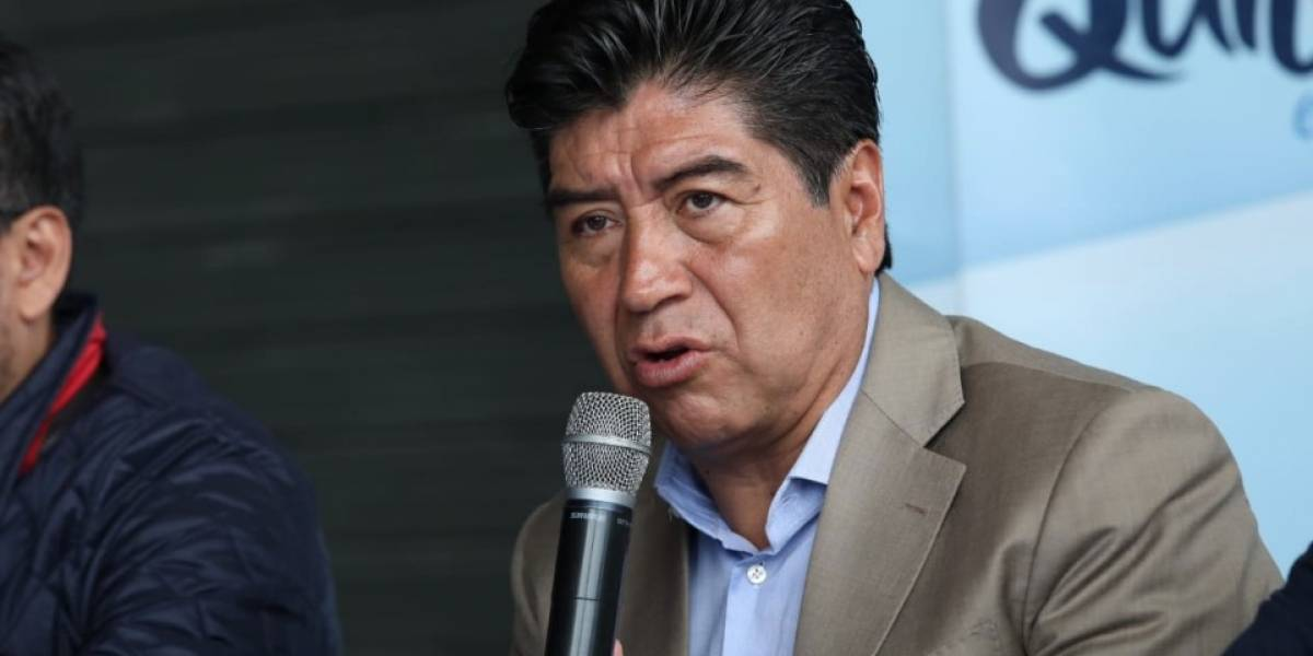 Yunda anunció pruebas rápidas para la detección de Covid-19 en Quito
