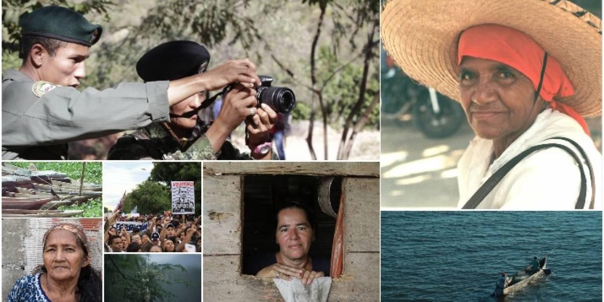 El exguerrillero que encontró en la fotografía una forma de construir paz