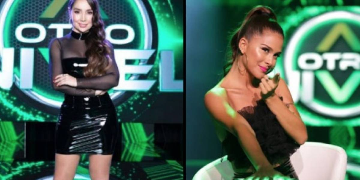 (Video) Greeicy miró feo a Paola Jara en evento público y muchos se preguntan si no se soportan