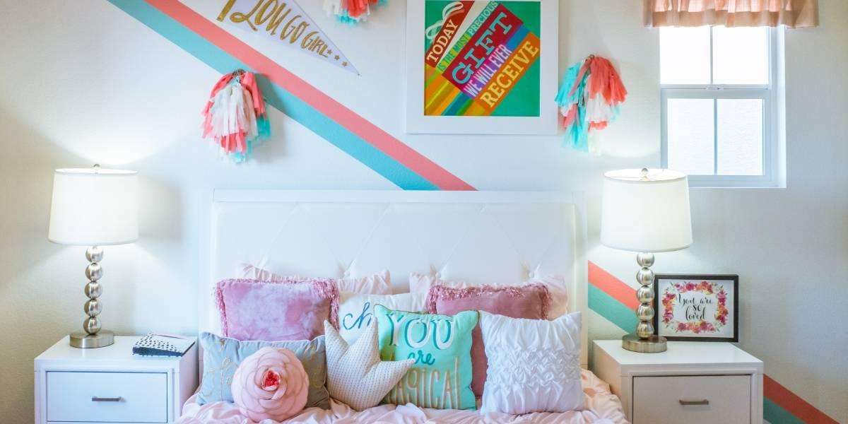 Decoração: 20 modelos de quarto Tumblr para te inspirar