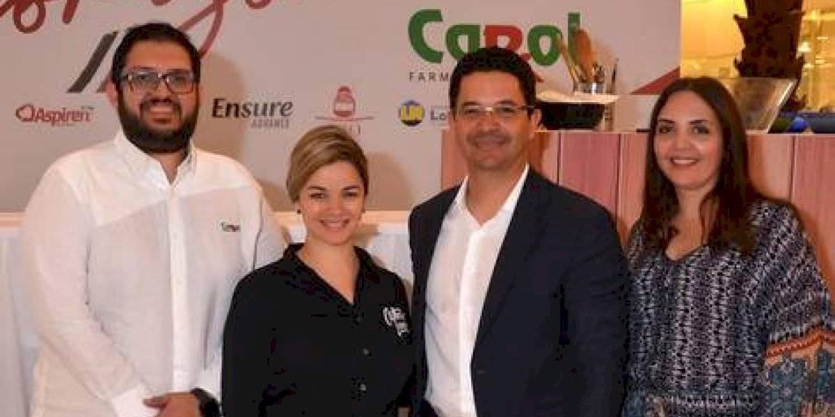 """#TeVimosEn: Farmacia Carol celebra campaña  """"Una receta para el corazón"""""""
