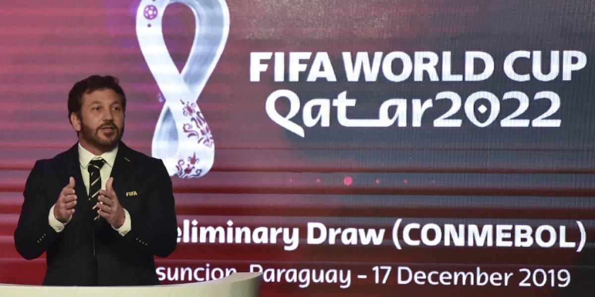 Eliminatoria mundialista en Conmebol se pospone por el Covid-19