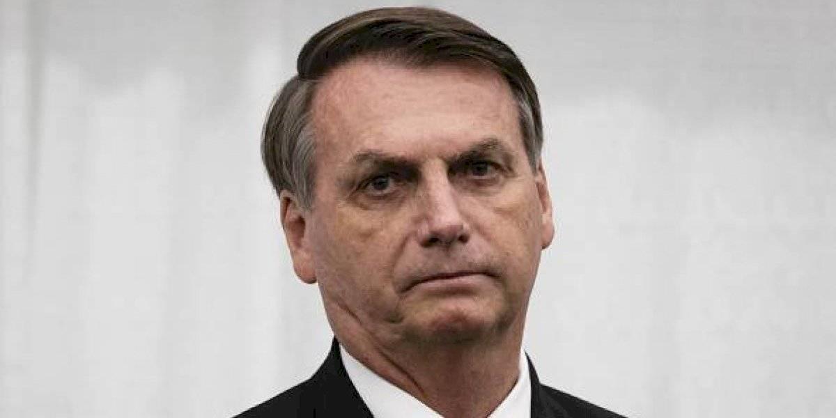 Diario brasileño asegura que Bolsonaro da positivo a primera prueba de coronavirus