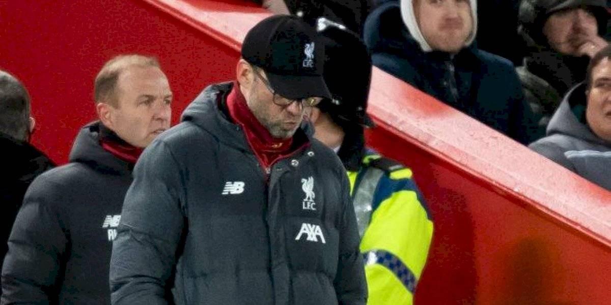 La tierna carta de un niño a Jürgen Klopp se hizo realidad y el Liverpool dejó de ganar
