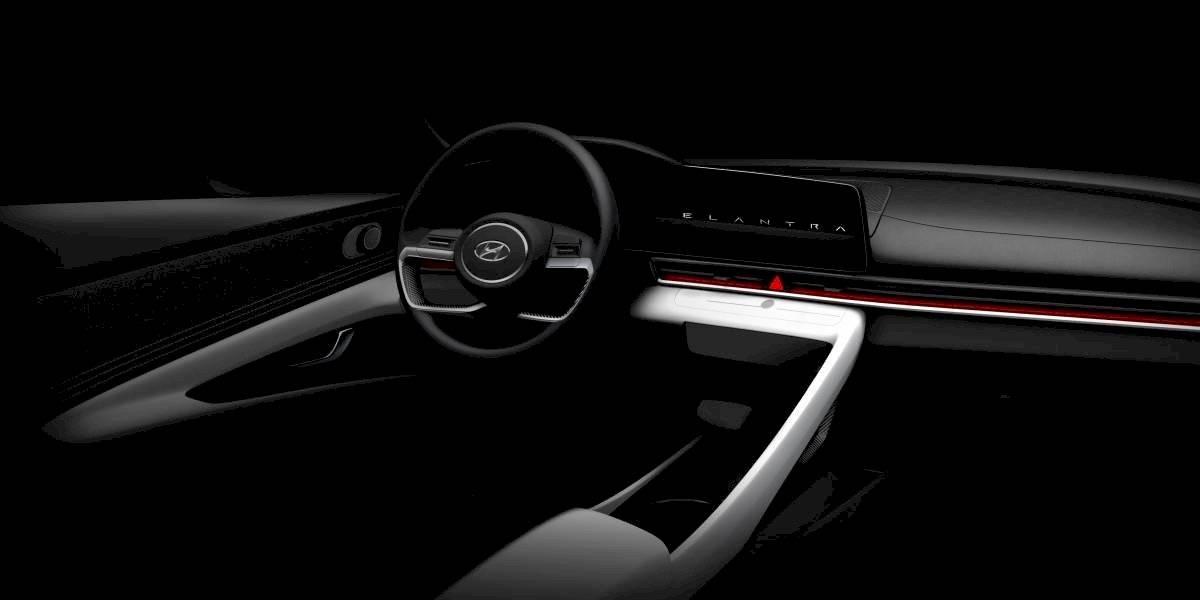 Hyundai revela de a poco los detalles del nuevo Elantra