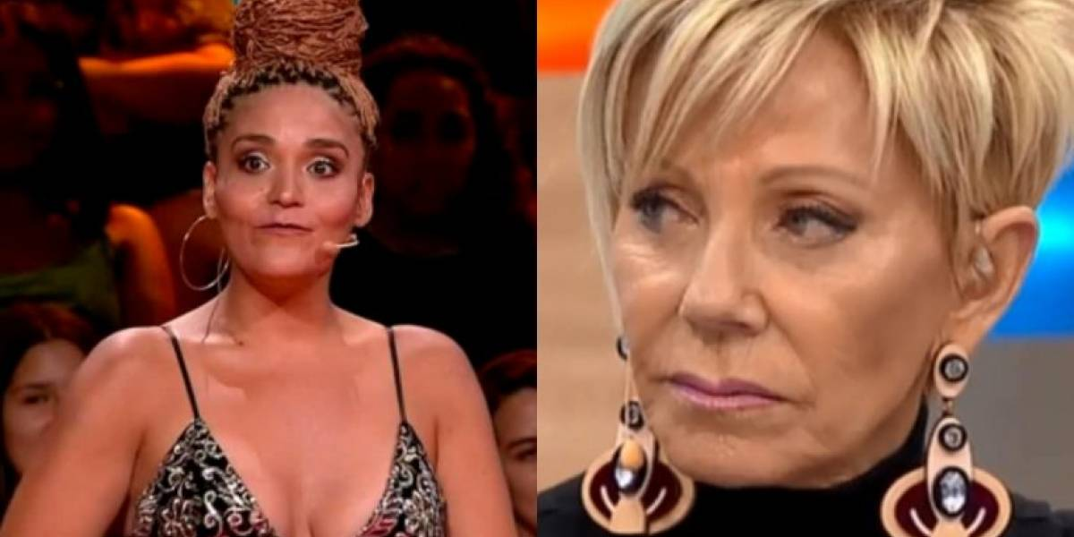"""Katherine Orellana vive round con Raquel en """"Bailando"""": """"No soy Argandoña"""""""