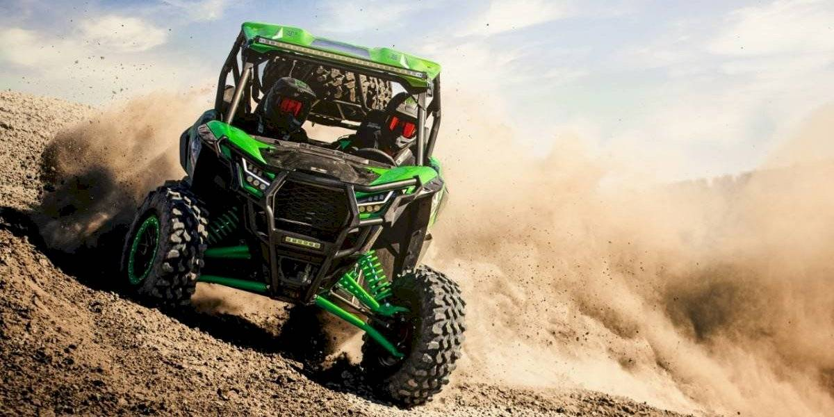 Kawasaki apuesta al lado aventurero con su nueva Teryx KRX 1000