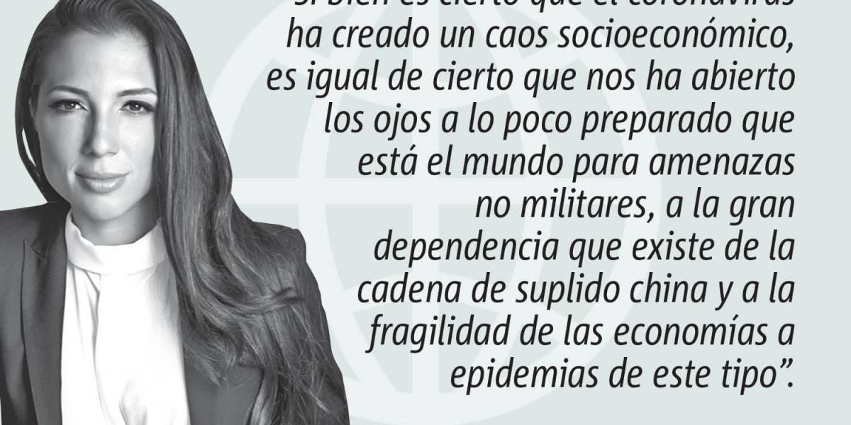 """Opinión de Alexandra Lúgaro: """"Las dos epidemias"""""""